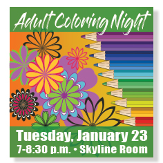 Adult Coloring Night