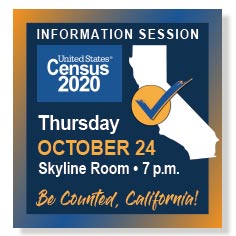 Census 2020 Information Session