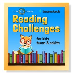 Reading Challenges for kids, teens & adults
