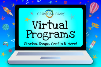 Cerritos Library Virtual Programs