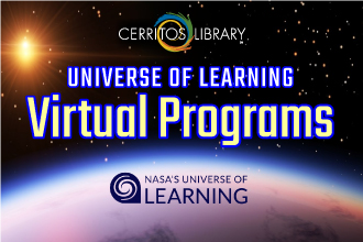 Cerritos Library Universe of Learning Virtual Programs